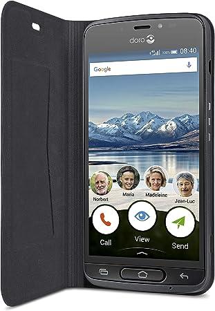 Doro 8040 Flip Case (Negro): Amazon.es: Electrónica