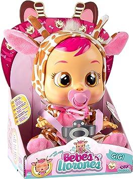 Oferta amazon: IMC Toys - Bebés Llorones, Gigi (90194) , color/modelo surtido