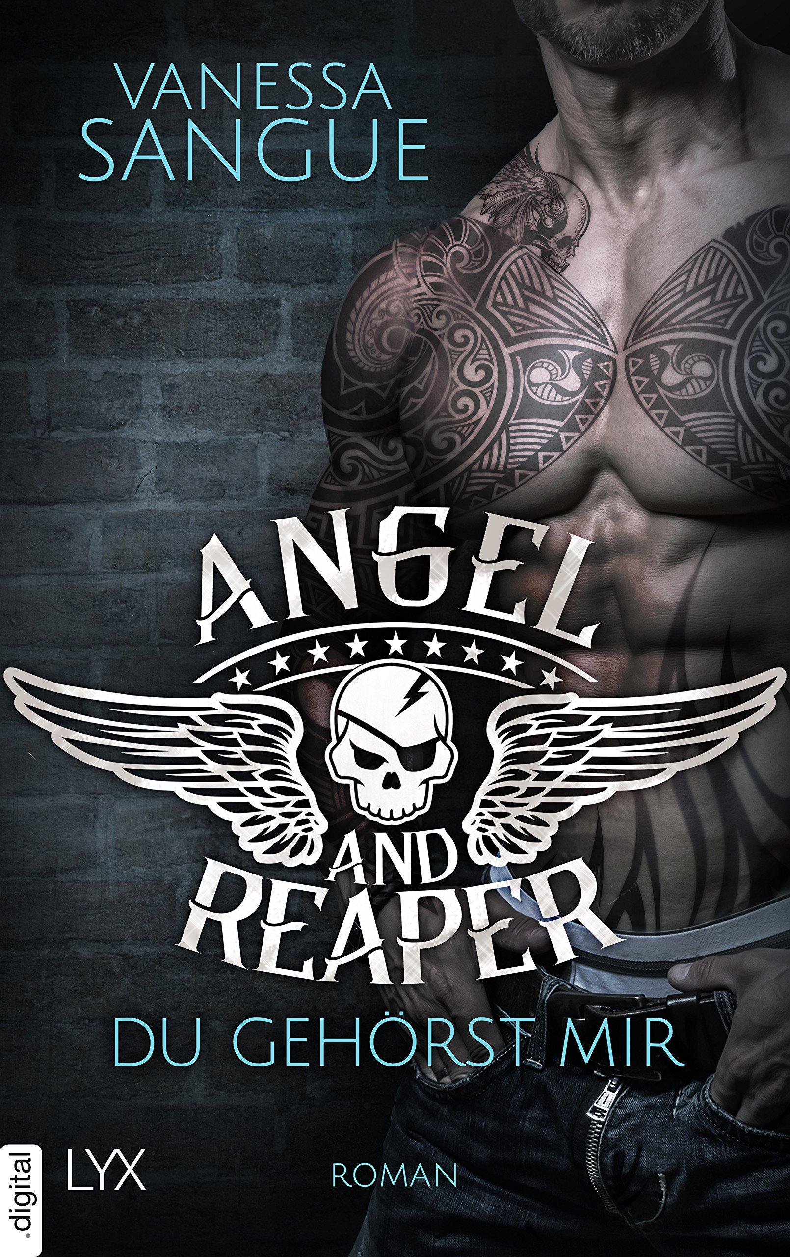 Angel & Reaper - Du gehörst mir Taschenbuch – 1. Februar 2018 Vanessa Sangue Bastei Lübbe AG 3736307926 Bart