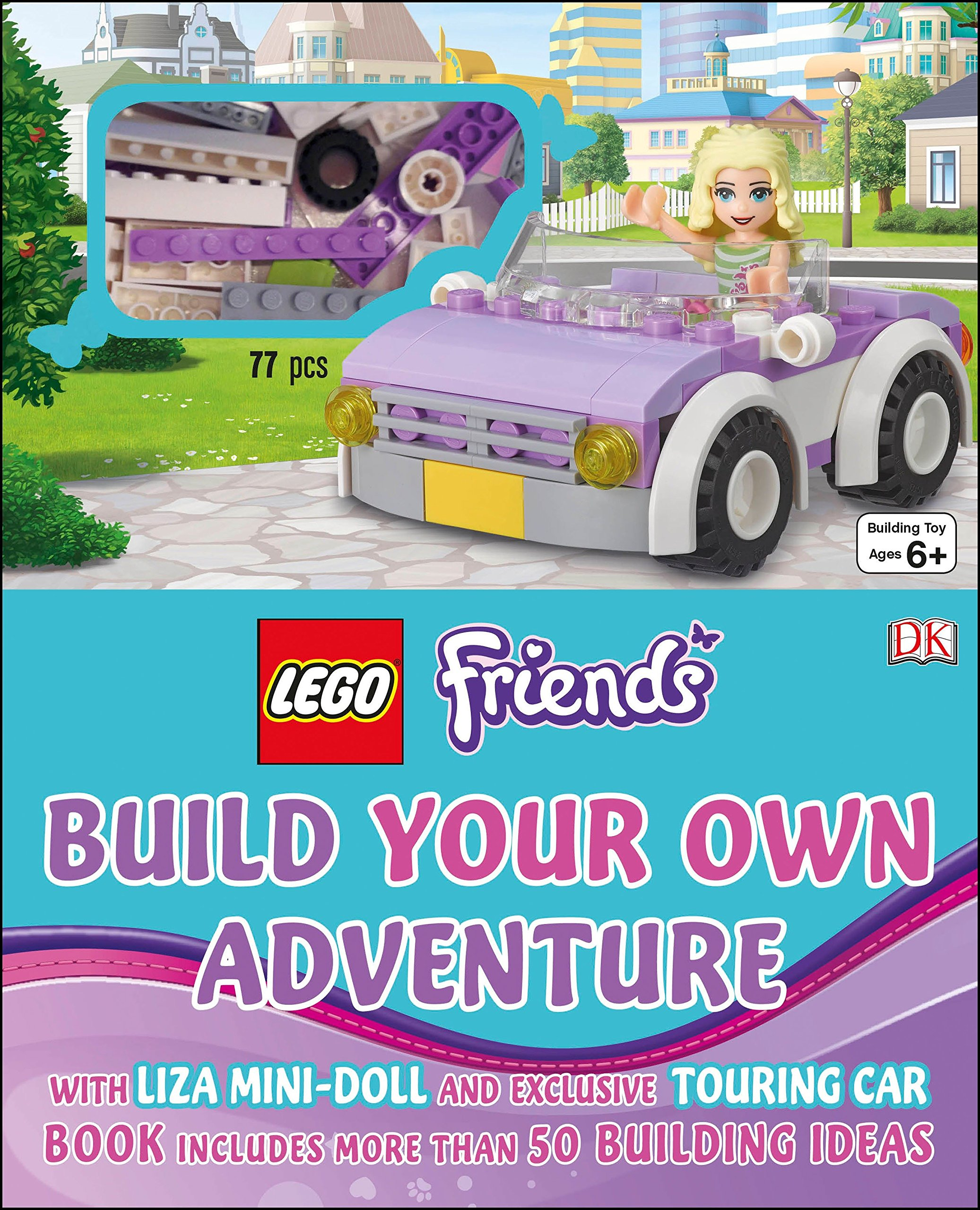 Download LEGO FRIENDS: Build Your Own Adventure ebook
