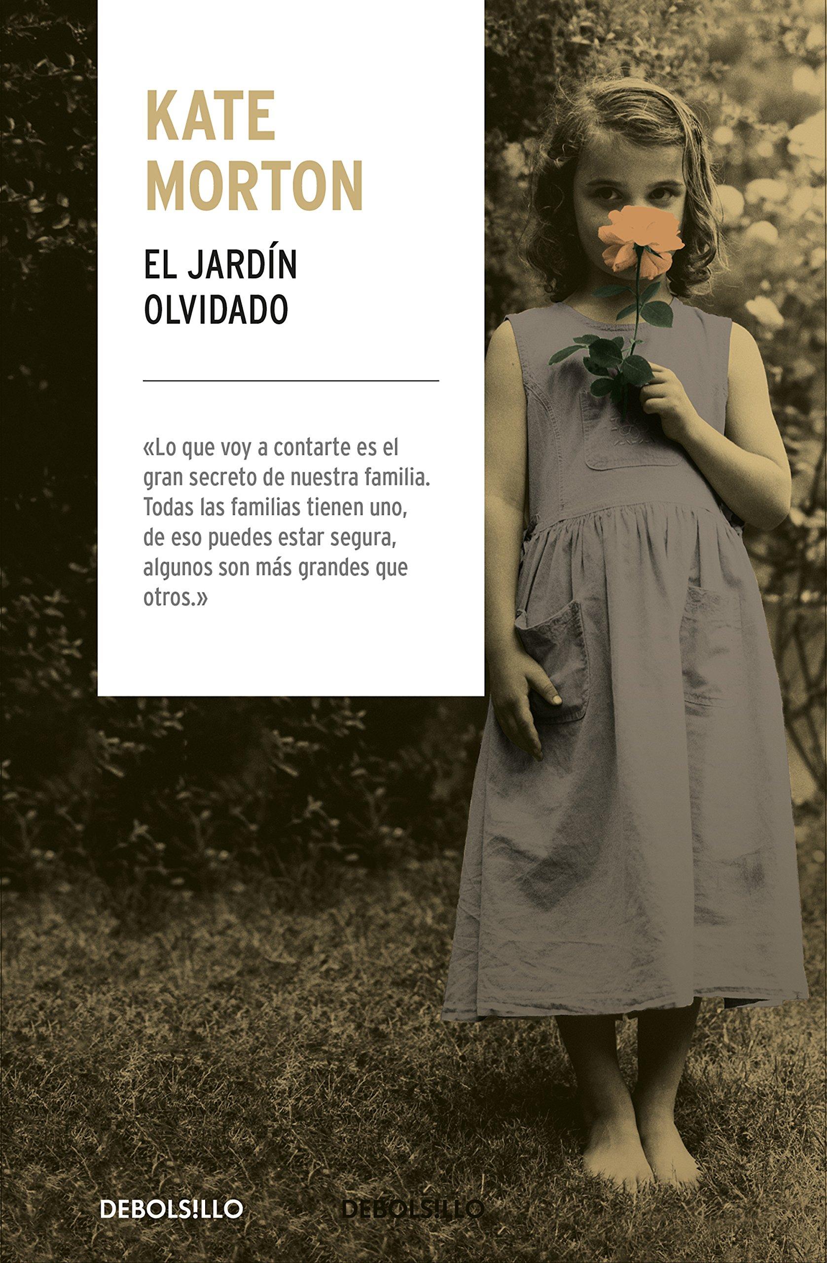 El jardín olvidado: Kate Morton: 9788466346658: Amazon.com ...