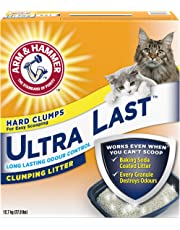 ARM & HAMMER Ultra Last Cat Litter, Long Lasting Odour Control, 12.7-kg