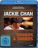 Jackie Chan - Winners & Sinners - Dragon Edition [Blu-ray] [Import anglais]