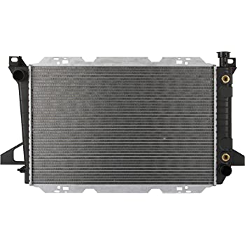 Spectra Premium Cu Complete Radiator For Ford Bronce F Series