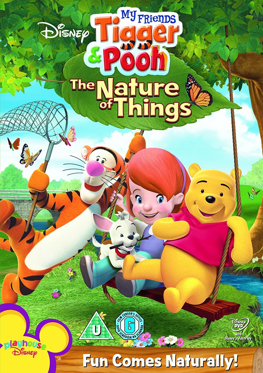 My friends tigger pooh the nature of things dvd amazon my friends tigger pooh the nature of things dvd amazon dvd blu ray altavistaventures Images