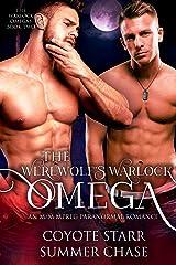 The Werewolf's Warlock Omega: An M/M MPreg Paranormal Romance (The Warlock Omegas Book 2) (English Edition) Edición Kindle