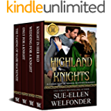 Highland Knights: A Collection of Sensual Scottish Romance