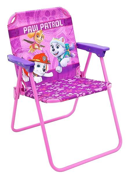 Paw Patrol Call The Girl Patio Chair