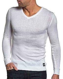 947a632b5bf7b BLZ jeans - Sweat bordeau street troué homme - couleur  Rouge ...