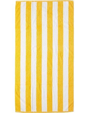 Utopia Towels raya de la cabaña de toalla de algodón