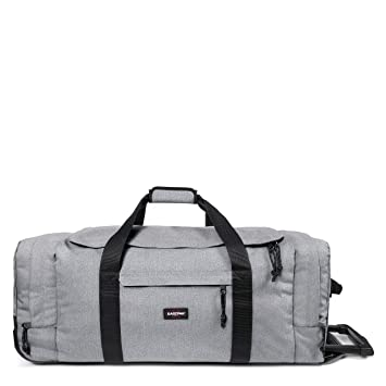 Eastpak Leatherface L Equipaje de ruedas, 87 cm, 98 L, Gris (Sunday Grey): Amazon.es: Equipaje