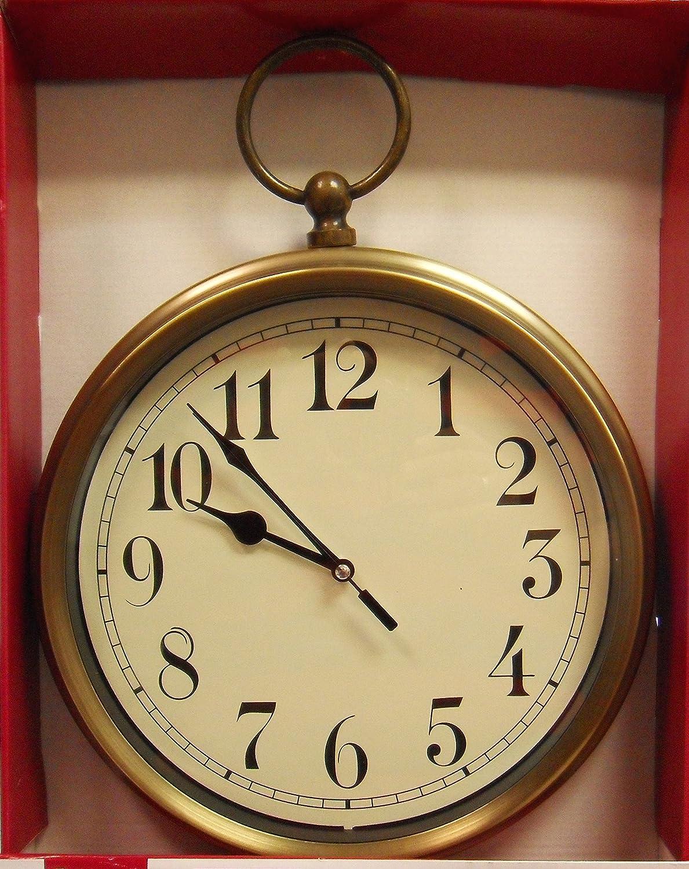 Amazon Westclox For Bhg 47612 Big Ben Wall Clock Home Kitchen