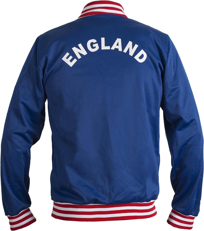JL Sport Inglaterra 1966 Chaqueta De Fútbol Retro Clásico del ...