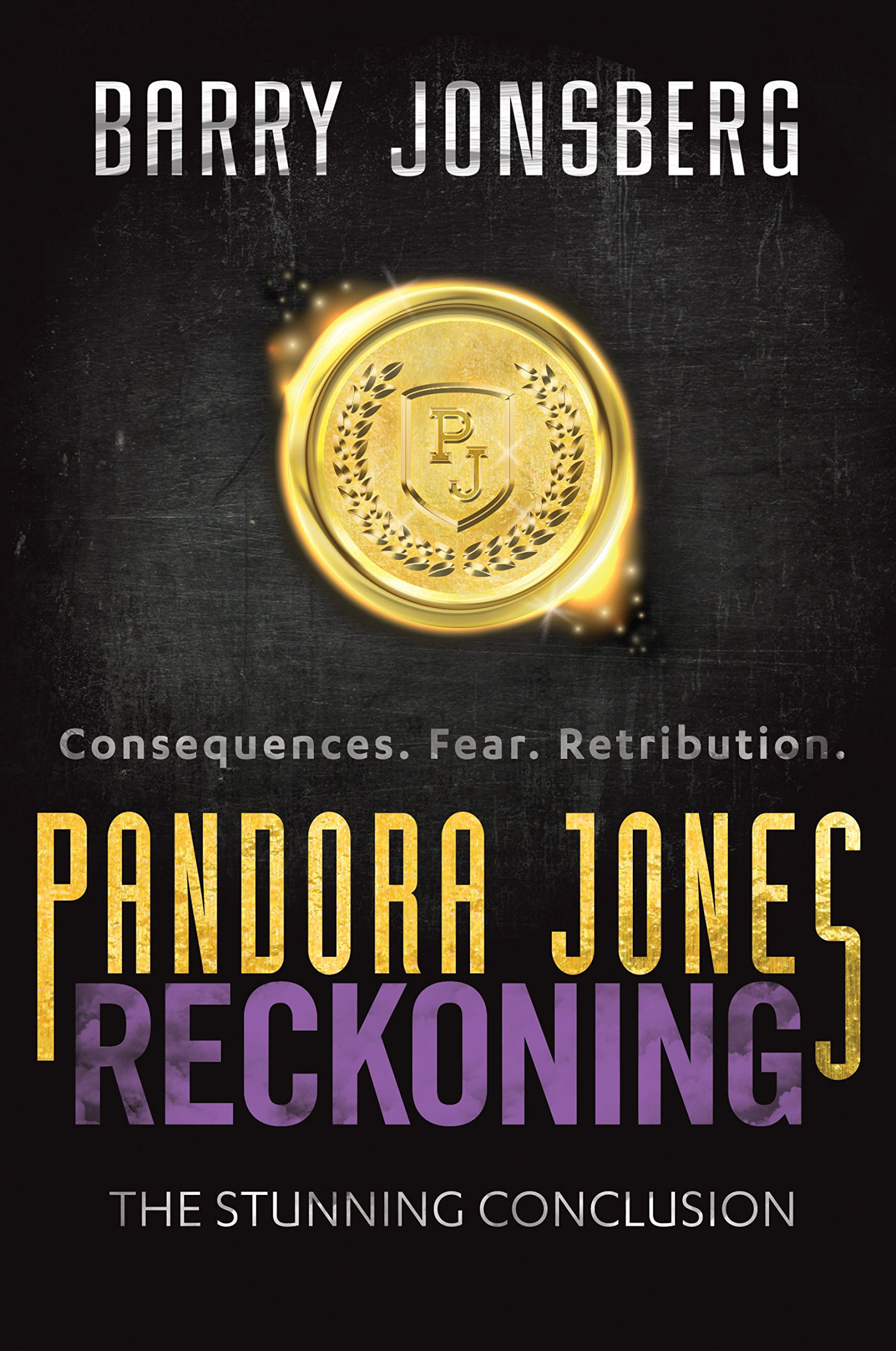 Download Pandora Jones: Reckoning pdf