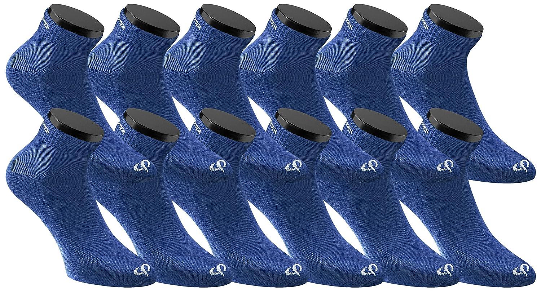 PHINOMEN Socken Quarters Socken 6er Pack Unisex - Special Edition