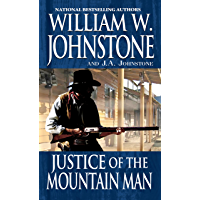 Justice of the Mountain Man book cover
