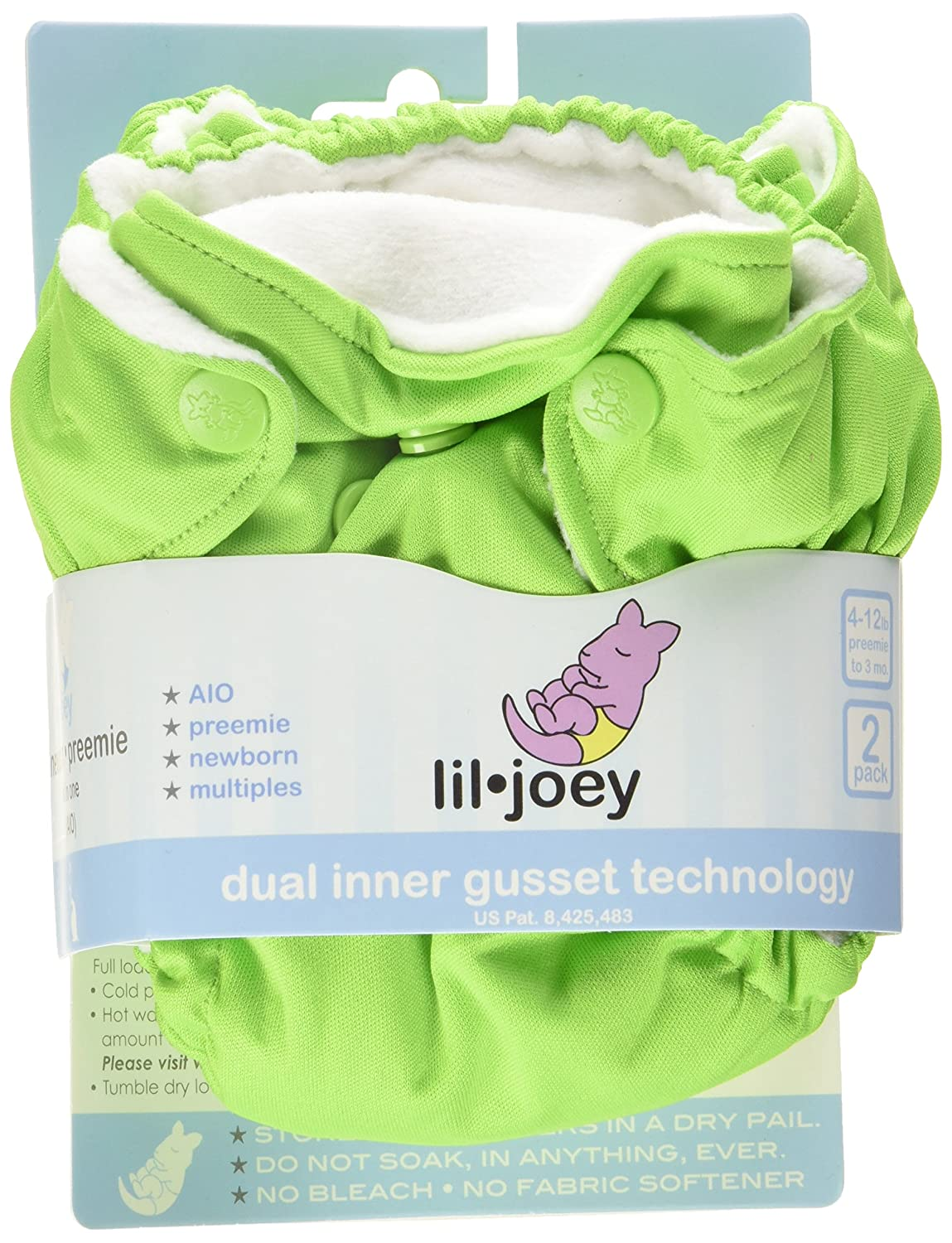 Aquarius Lil Joey All in One Cloth Diaper