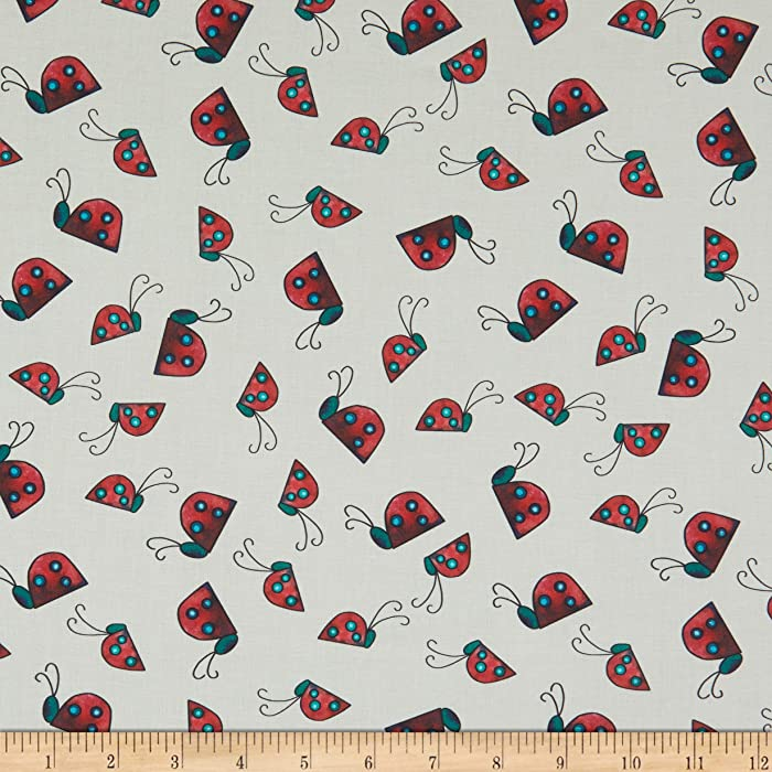 The Best Garden Bug Fabric'