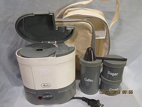 Amazon.com: Melitta PCM 1 Personal Cafetera eléctrica ...