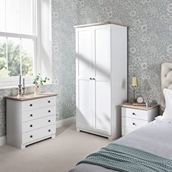 Laura James Bedroom Furniture Set Includes Wardrobe 48 Drawer Magnificent White Chest Of Drawers Bedroom Set Interior