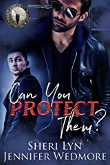 Can You Protect Them: Federal Paranormal Unit (Terror and Passion Book 1) Kindle Edition