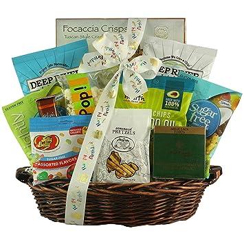 Amazon sugar free birthday celebration birthday gift basket sugar free birthday celebration birthday gift basket negle Choice Image