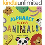 Alphabet with animals: from A to Z