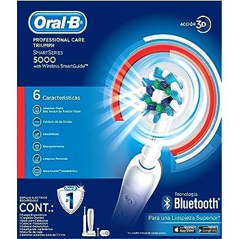 Cepillo Electrico Oral-B Professional Care 5000 1 Unidad  Amazon.com ... 3982db7bf705