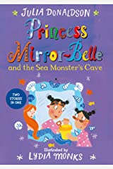 Princess Mirror-Belle and the Sea Monster's Cave (English Edition) eBook Kindle