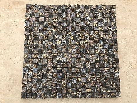 Stone art mosaico a spacco in pietra per rivestimento pareti