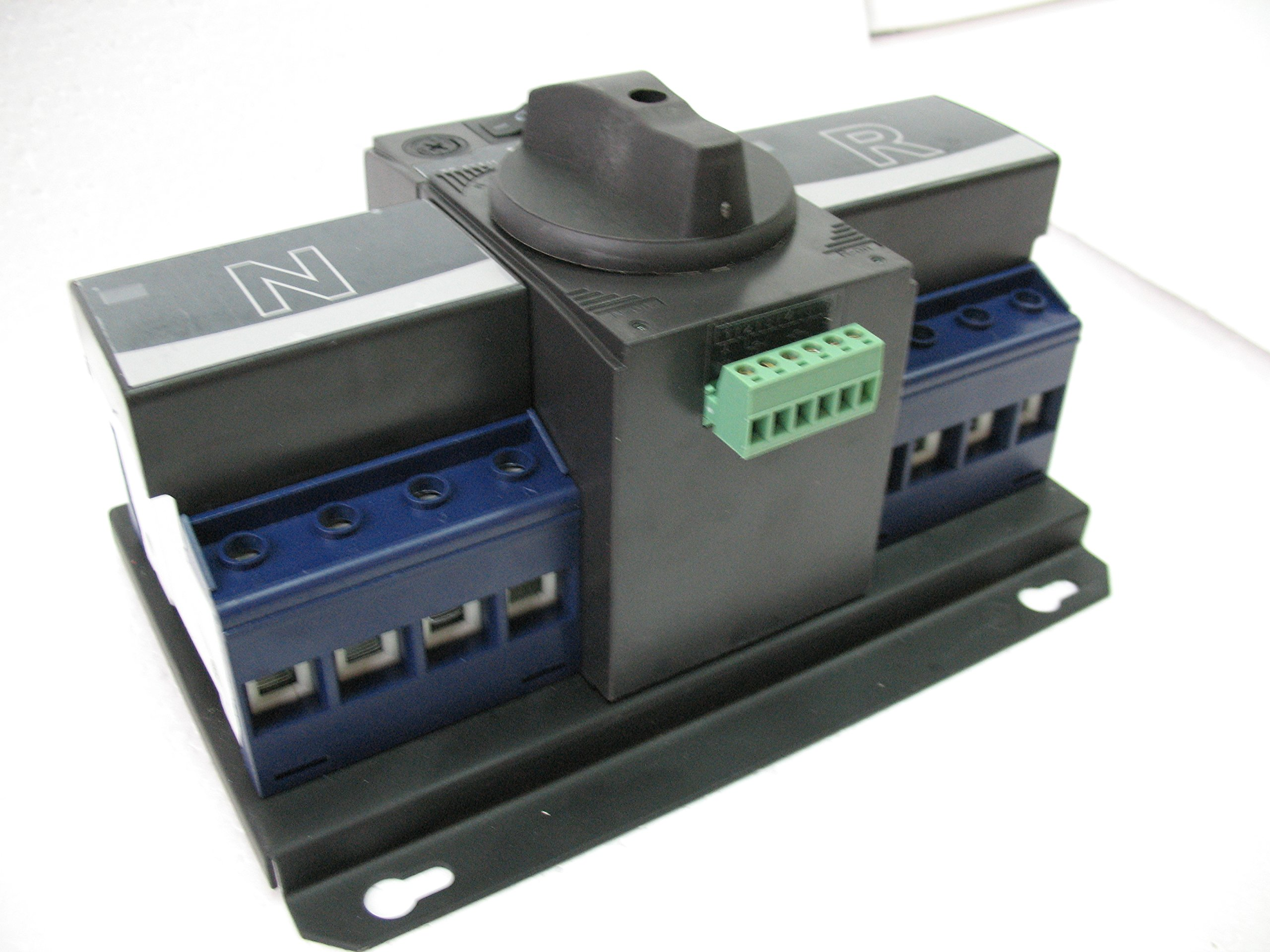 ELPRO ATS-63A, 120/208V 50-60Hz Automatic Transfer Changeover Switch, 2-3 phase, 4P by ELPRO (Image #2)
