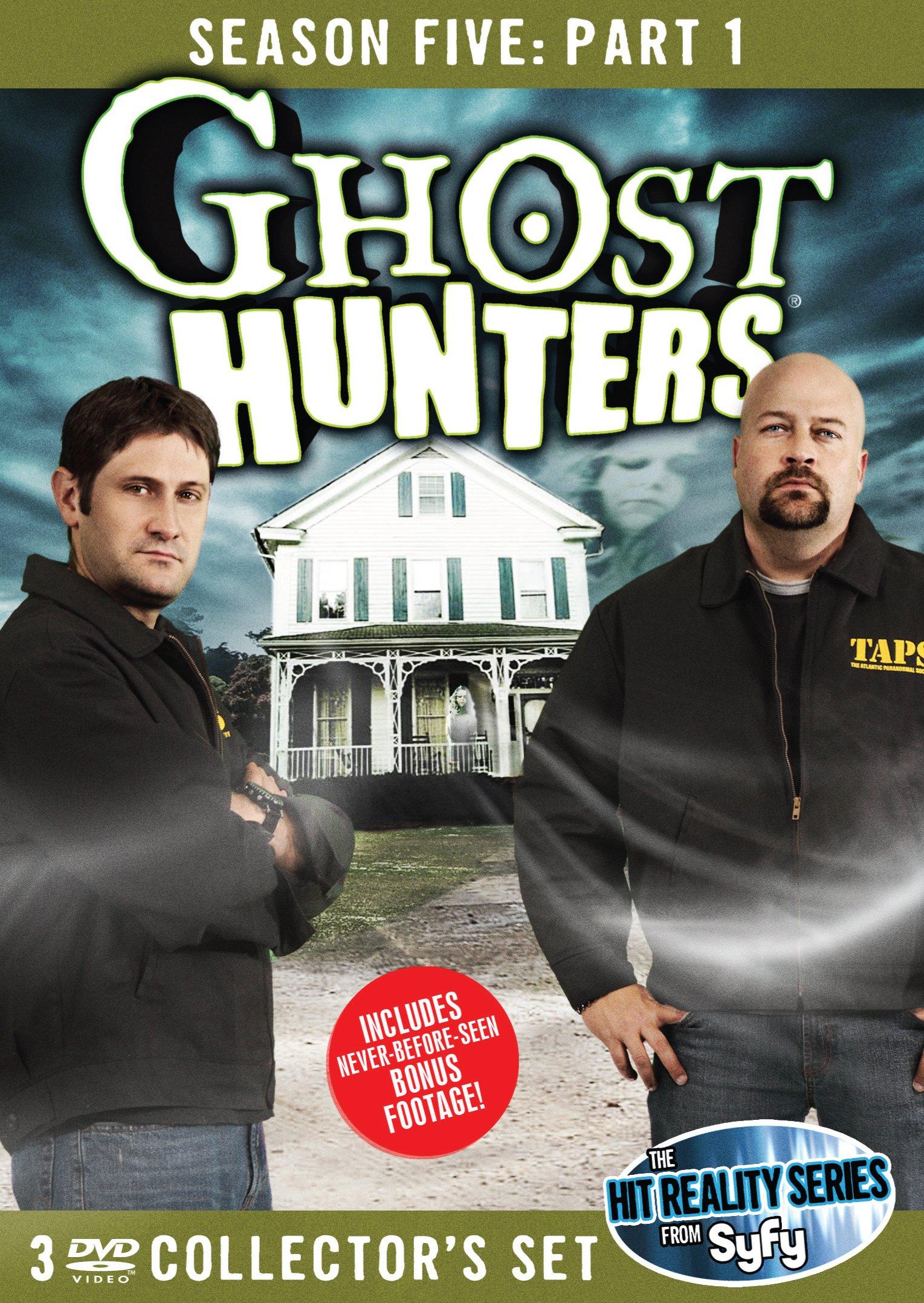 Ghost Hunters: Season 5, Part One