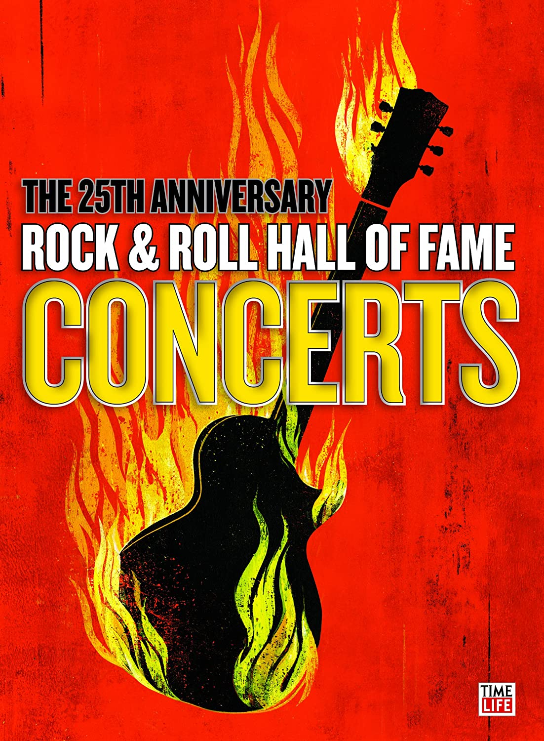 rock and roll hall of fame 25th anniversary dvd