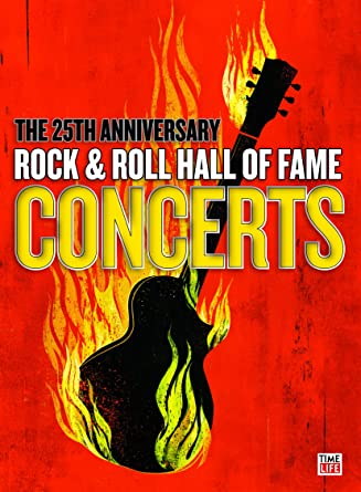 rock & roll hall of fame 25th anniversary