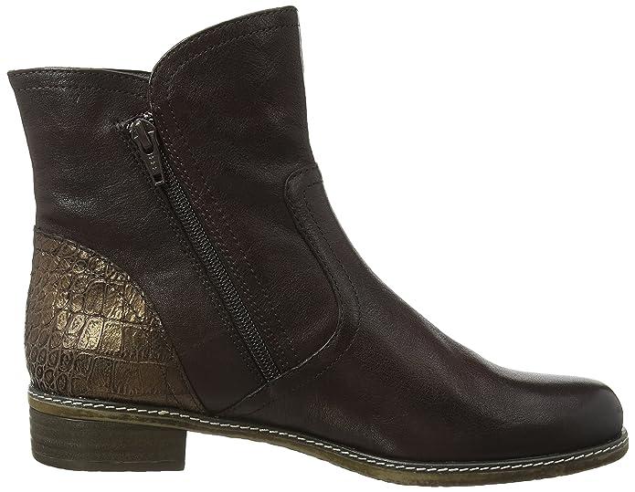 Gabor Shoes 32.721 Damen Kurzschaft Stiefel, Braun (mocca/bronc(Micro) 24),  38 EU: Amazon.de: Schuhe & Handtaschen