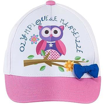 nouveau style de 2019 outlet à vendre original à chaud OLYMPIQUE DE MARSEILLE Casquette Om - Collection Officielle Taille bébé  Fille