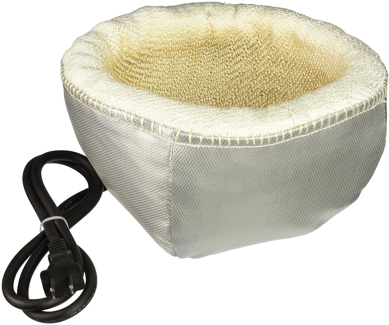 Glas-Col 100A O410 Series O Fabric Hemispherical Mantle, 2000ml Flask Capacity, 115V