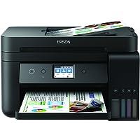 Epson EcoTank ET-4750 nachfüllbares 4-in-1 Tintenstrahl Multifunktionsgerät (Kopierer, Scanner, Drucker, Fax, DIN A4, ADF, Duplex, USB 2.0, hohe Reichweite, niedrige Seitenkosten)