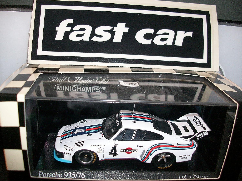 Porsche 935 6h Watkins Glen 1976 Winner - Stommelen/Schurti 1 of 5.280 pcs.