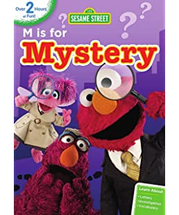 Sesame Street: M is for Mystery