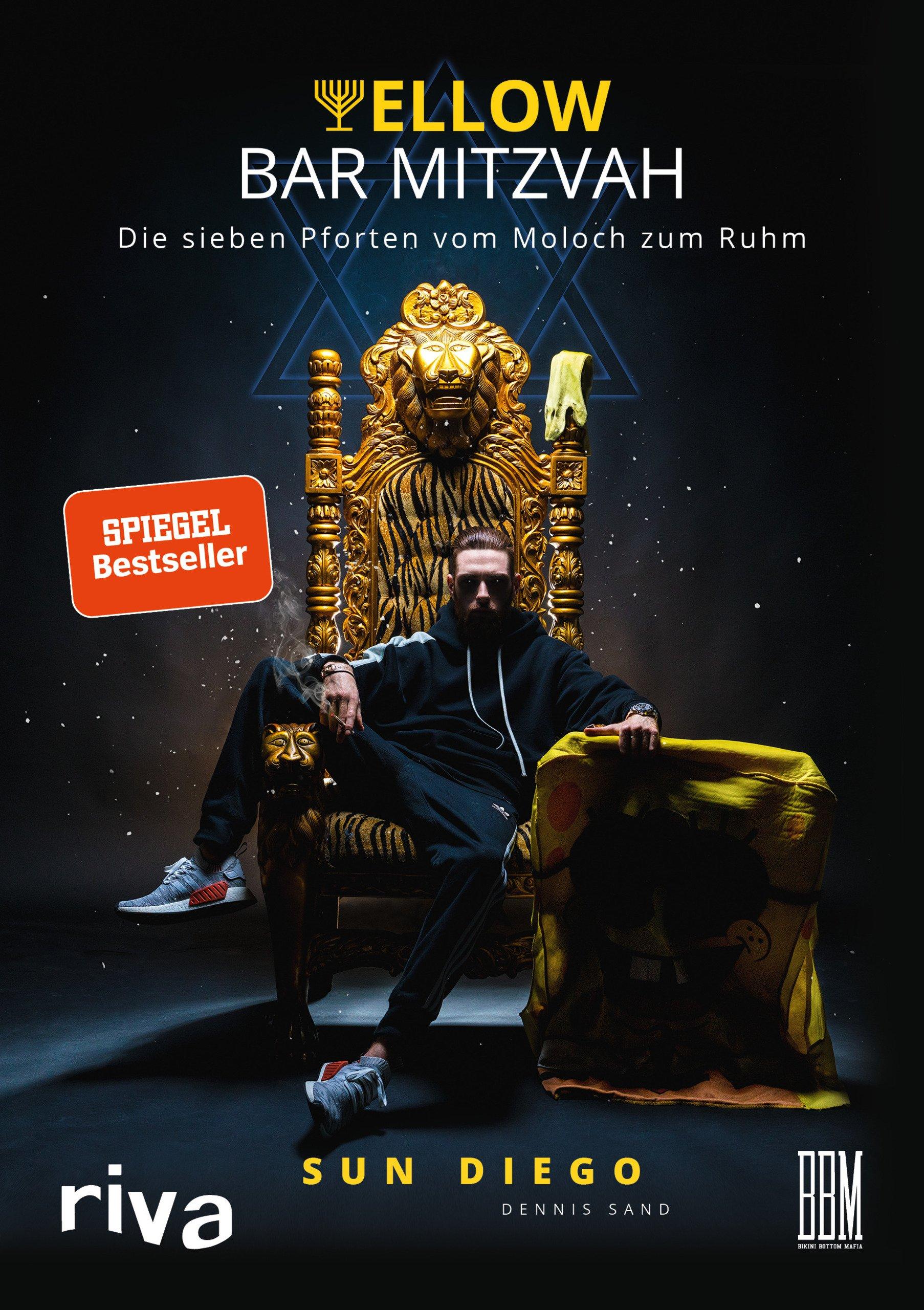 Yellow Bar Mitzvah: Die sieben Pforten vom Moloch zum Ruhm: Amazon ...