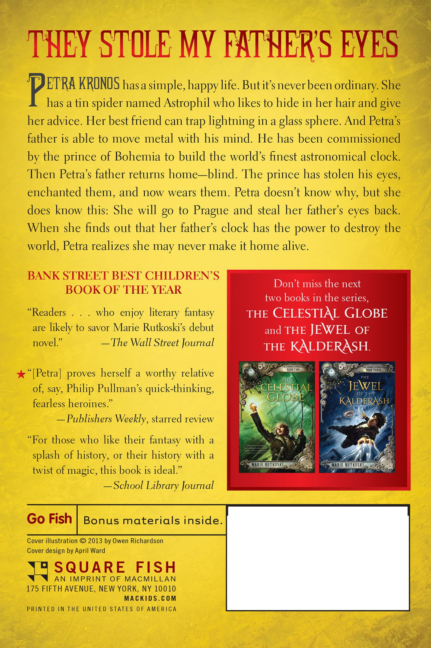 The Cabinet Of Wonders: The Kronos Chronicles: Book I: Marie Rutkoski:  9781250018045: Amazon: Books