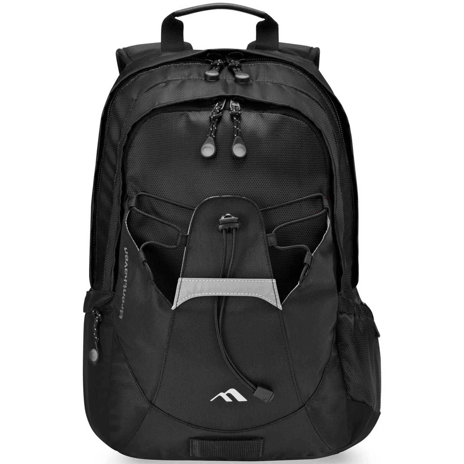 Amazon.com: BACKPACK de BRENTHAVEN modelo PACIFIC color Black: Health & Personal Care