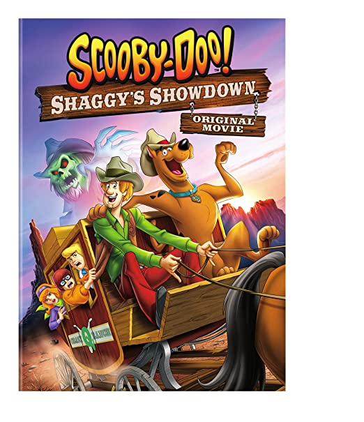 Scooby-Doo! Shaggy's Showdown (Video 2017)
