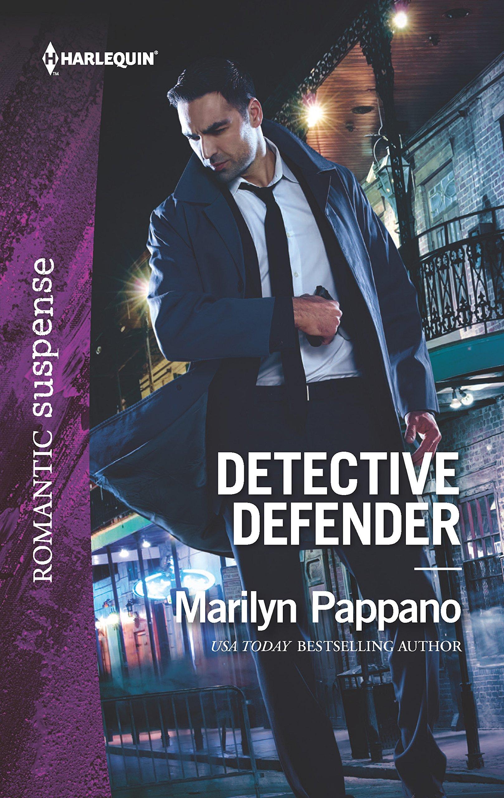 Read Online Detective Defender (Harlequin Romantic Suspense) PDF