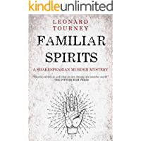 Familiar Spirits (Joan and Matthew Stock Mystery Book 3)