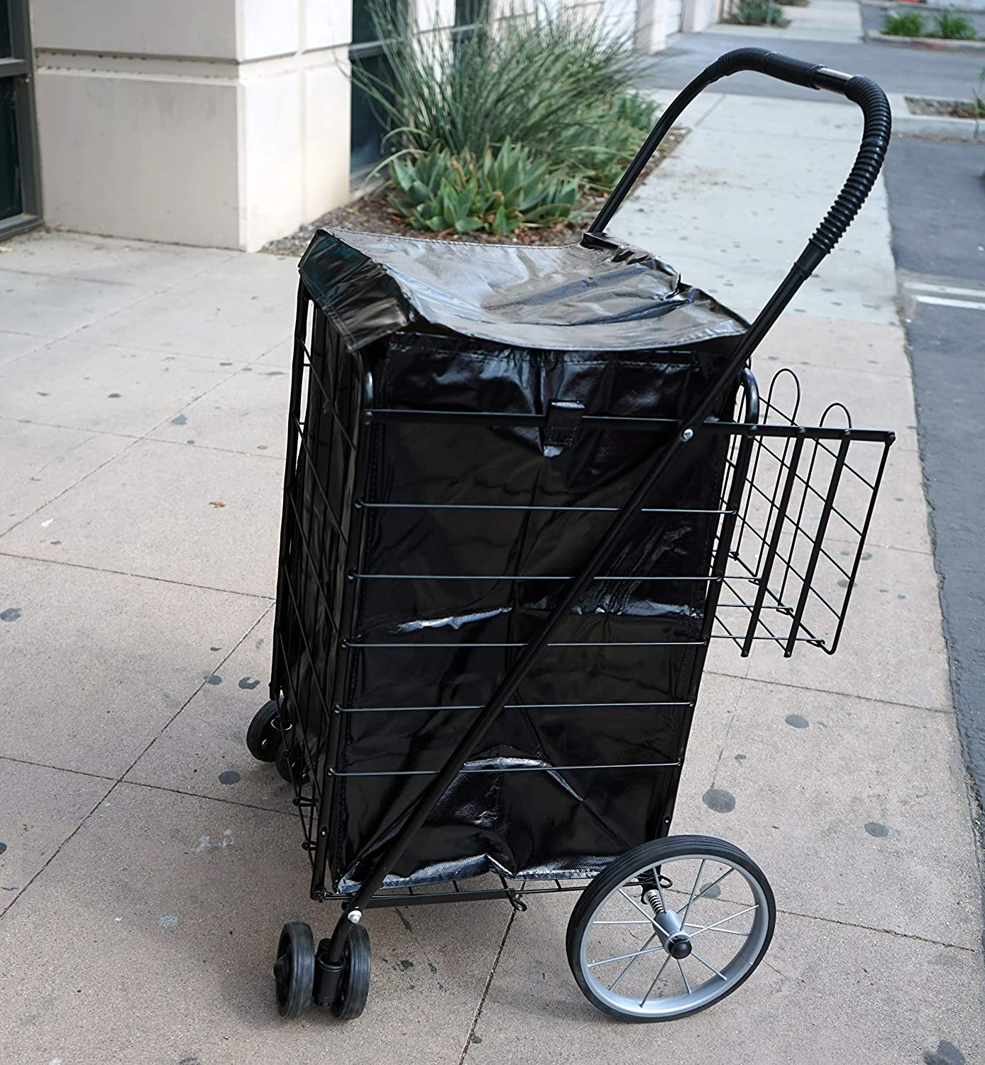 """Water Proof Shopping Cart Liner 