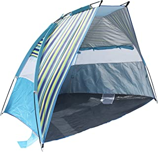 Texsport Calypso Quick Cabana Beach Sun Shelter Canopy  sc 1 st  Amazon.com & Amazon.com : Texsport Montana Instant Screen Arbor Shade Canopy ...