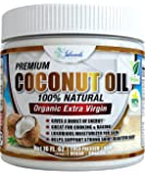 Island's Miracle Organic Extra Virgin Coconut Oil, 16 ounce