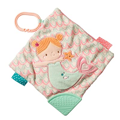 Douglas Baby Mermaid Plush PlayTivity Blankee Soft Toy: Toys & Games